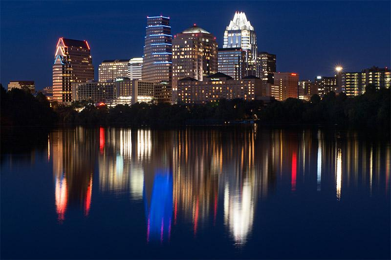 Austin has become a hotbed of innovation and technology